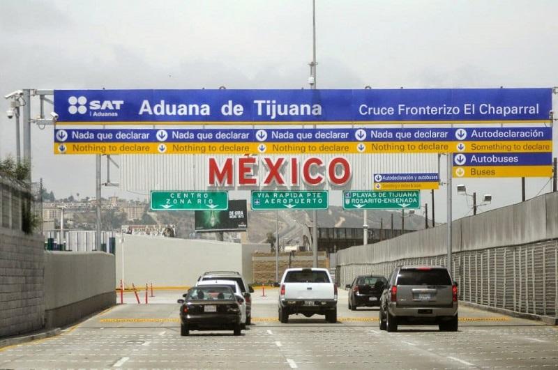 Fronteira do México