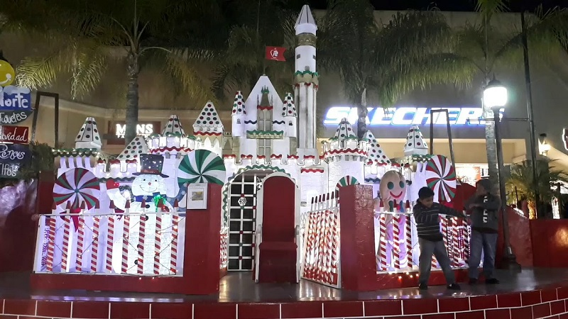 Natal em Tijuana