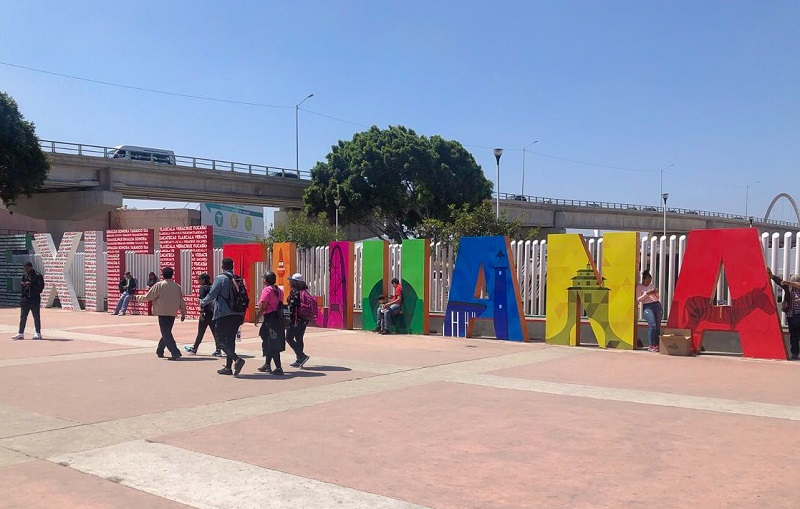 Tijuana no México