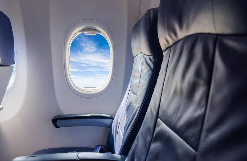 Avião em Cancún