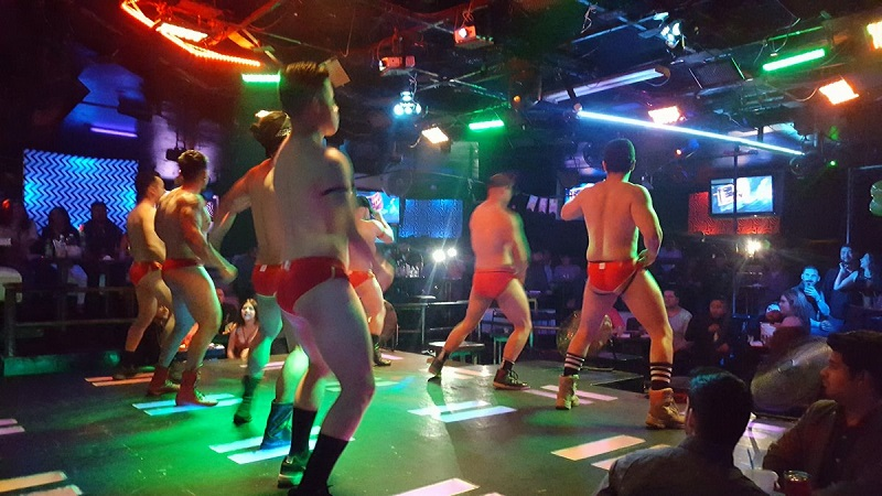 Strip Clubs em Tijuana