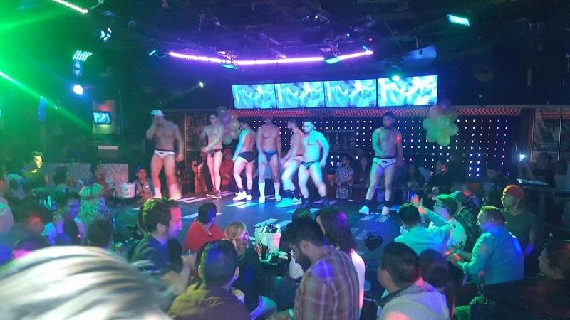 Strip Club Clube Extasis em Tijuana
