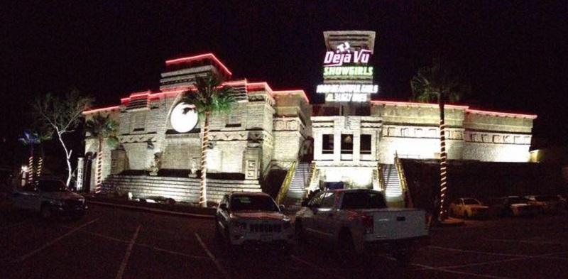 Strip Club Déjà Vu em Tijuana