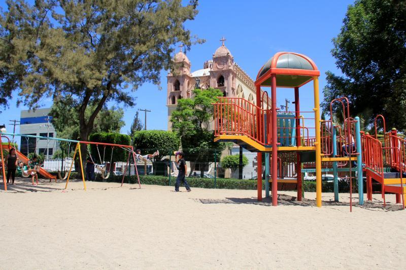 O que fazer e encontrar no Teniente Guerrero Park em Tijuana