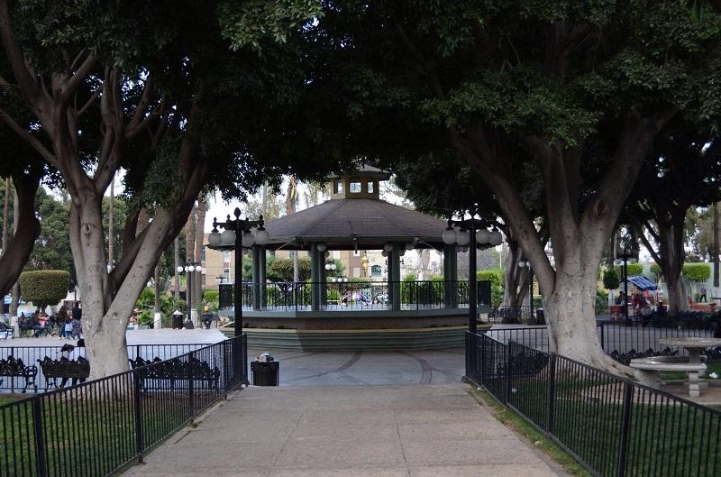Teniente Guerrero Park em Tijuana
