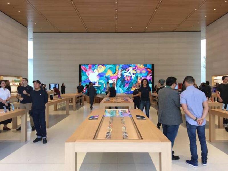 Apple Antara para comprar produtos Apple na Cidade do México