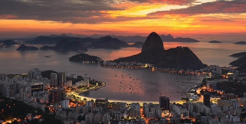 Horário de verão no Brasil: Rio de Janeiro