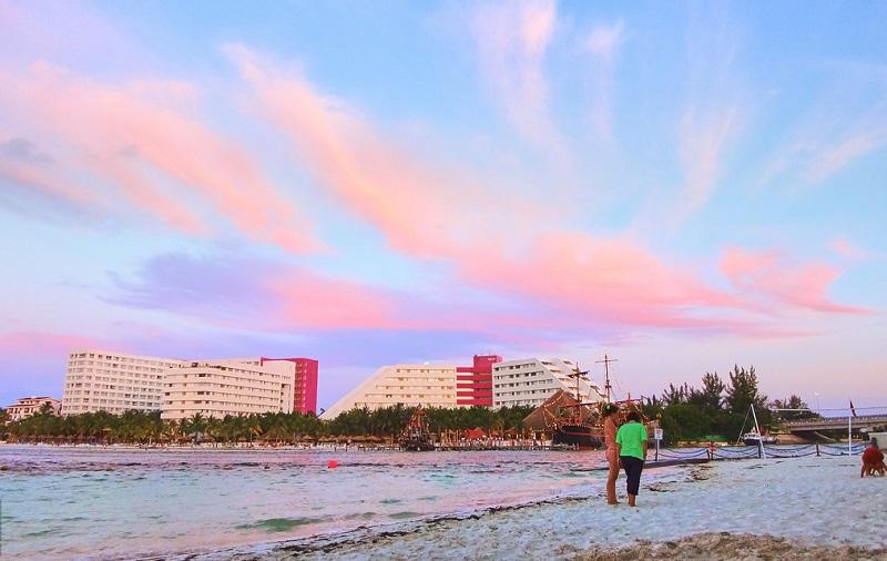 Praias mais bonitas do México: Playa Linda em Cancún