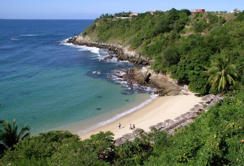 Beleza da Playa Mazunte