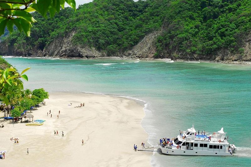 Praias mais bonitas do México: Playa Tortugas em Cancún