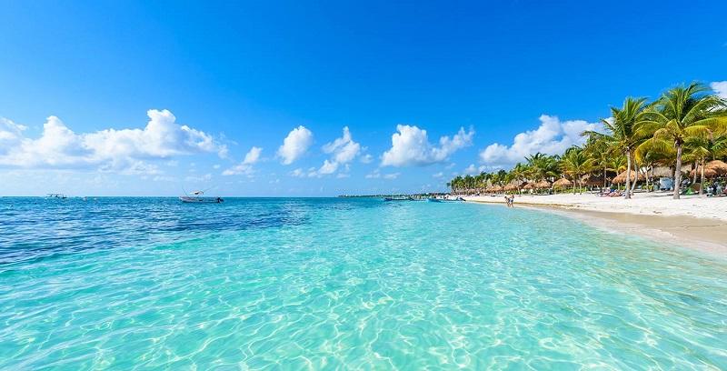 Praias mais bonitas do México