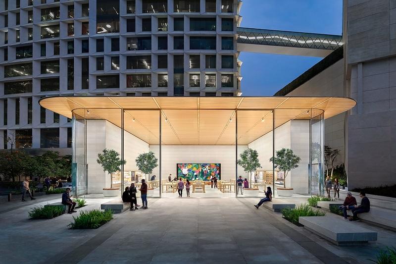 Apple Store no Antara Fashion Hall