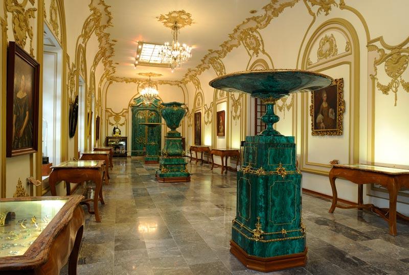 Museu Nacional de História na Cidade do México