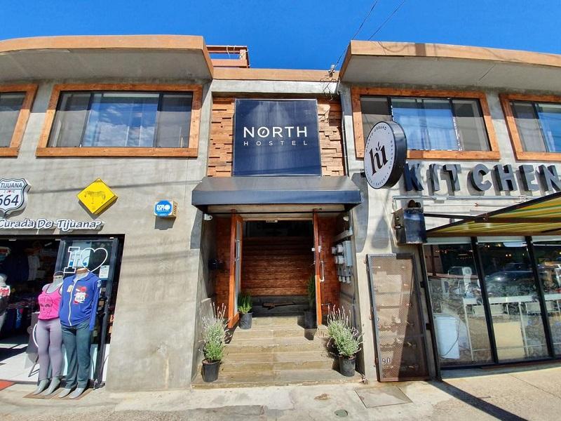 Melhor hostel em Tijuana