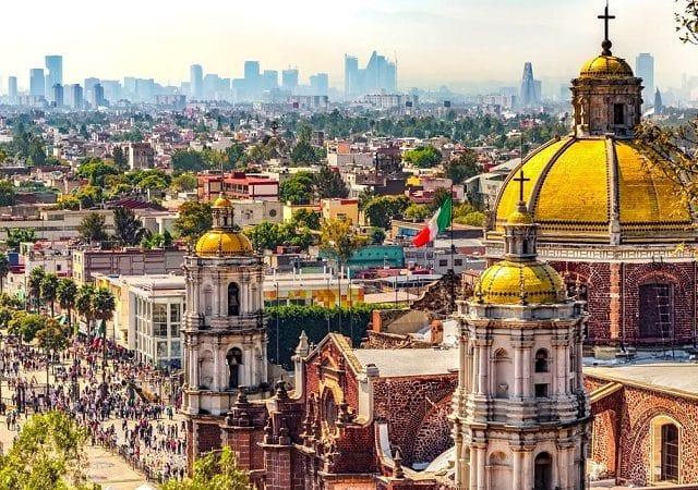 Pacote Hurb para Cidade do México 2021 por R$ 3229