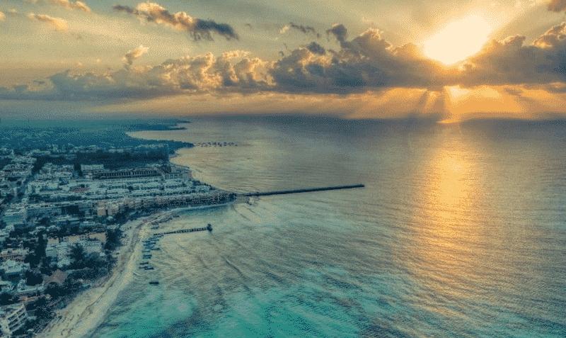 Beleza da Playa del Carmen
