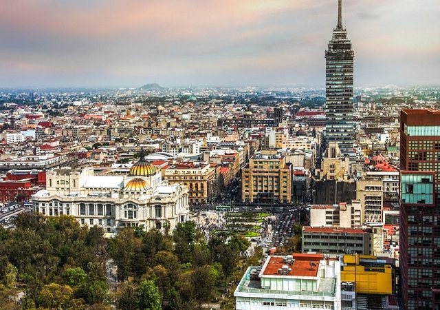 Meses de alta e baixa temporada no México