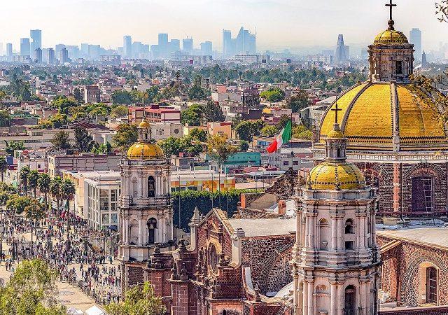 Meses de alta e baixa temporada na Cidade do México
