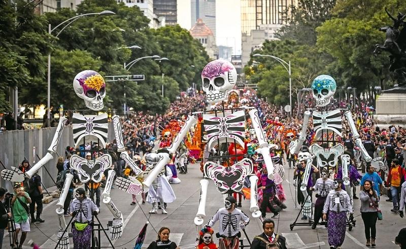 Dia de Los Mortos - Cidade do México