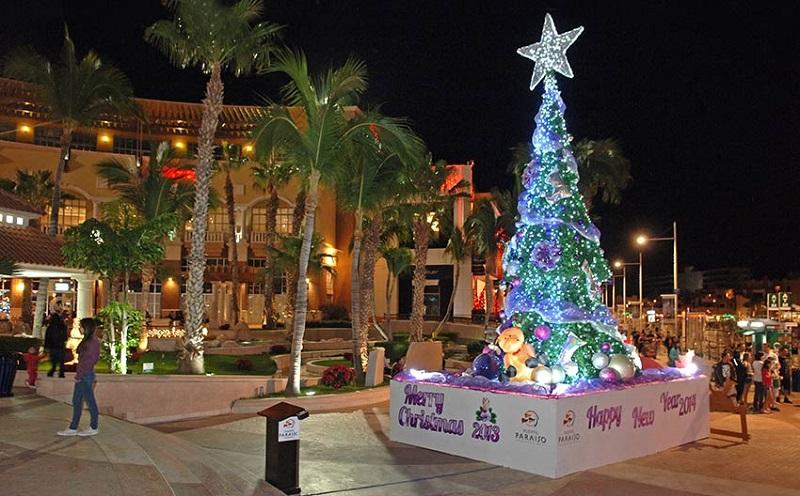 Natal em Cabo San Lucas - Los Cabos