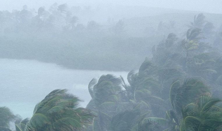Tempestade no México