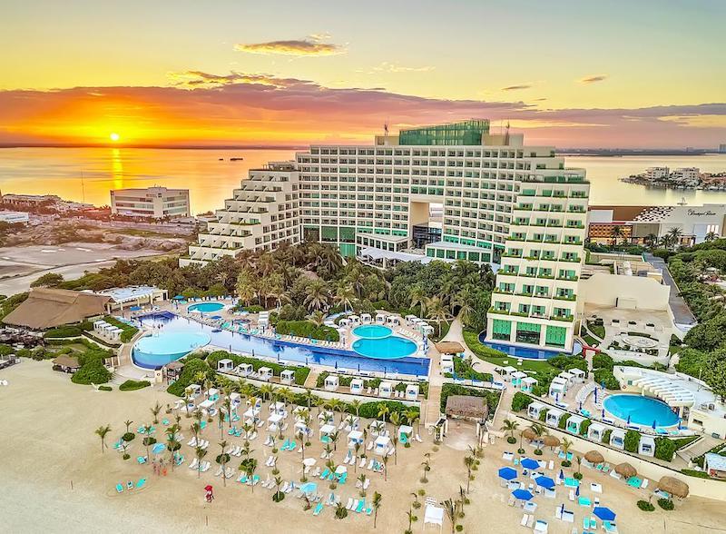Hotel Live Aqua Beach em Cancún