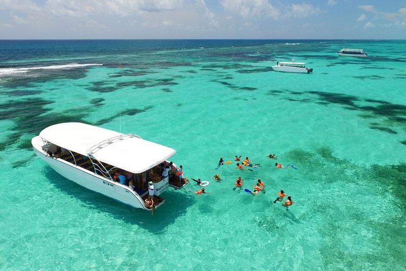 Passeio em Isla Contoy - Cancún