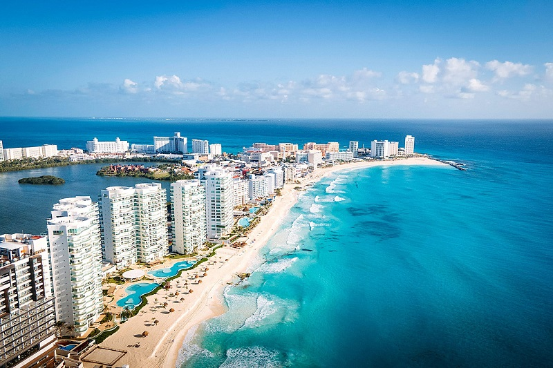 Zona Hoteleira de Cancún
