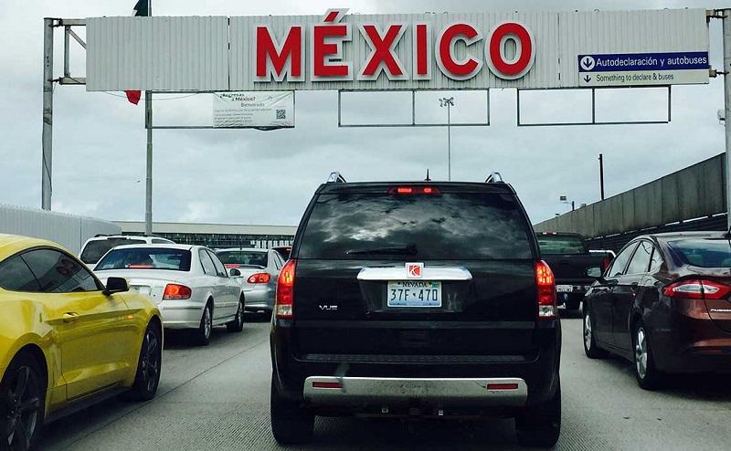 Carros no México