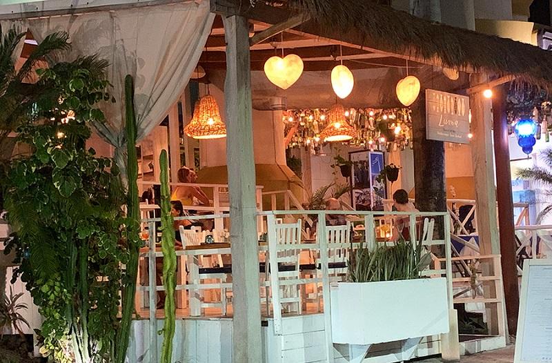 Restaurante Luma Taverna Del Mar em Playa del Carmen