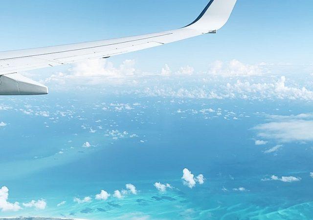 Tempo de avião até a Playa del Carmen