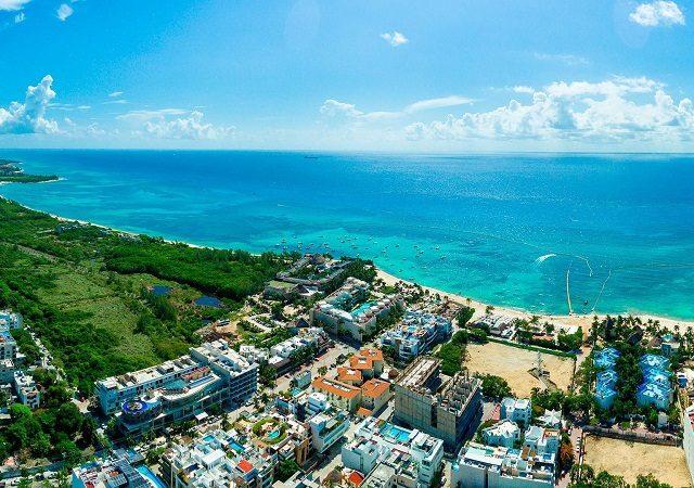 Como ir do aeroporto de Cancún à Playa del Carmen