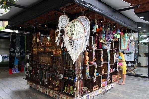 Playacar Center Shopping para compras em Playa del Carmen