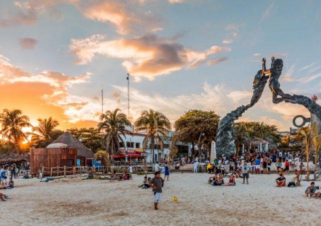 Fuso horário em Playa del Carmen x Brasil