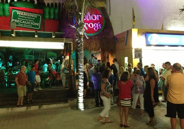 Melhores bares em Playa del Carmen