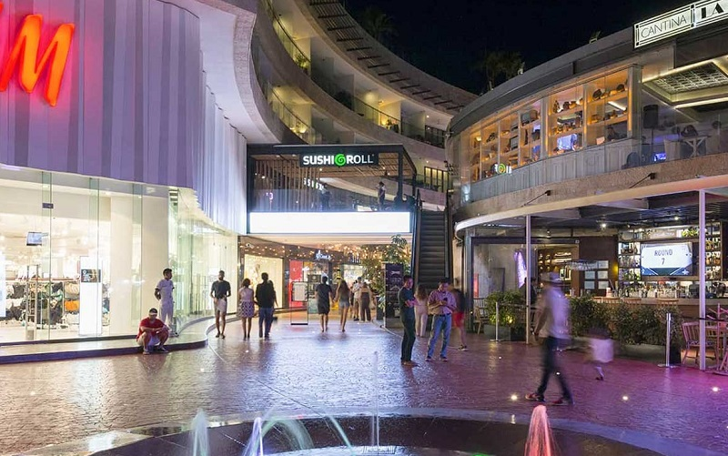 Shopping Calle Corazon em Playa del Carmen