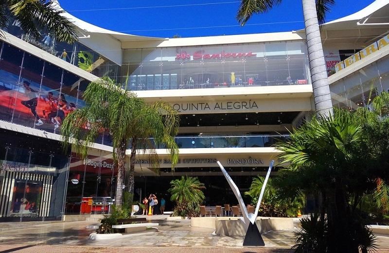 Shopping Quinta Alegría em Playa del Carmen