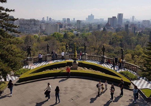 As melhores fotos para tirar na Cidade do México