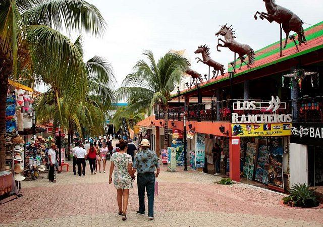 Compras em Playa del Carmen