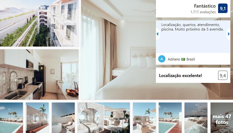 Antera Hotel & Residences em Playa del Carmen