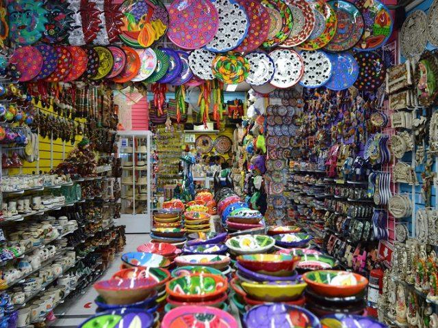 Onde comprar lembrancinhas e souvenirs em Playa del Carmen