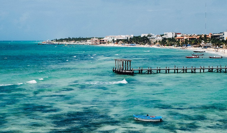 Roteiro de 5 dias em Playa del Carmen