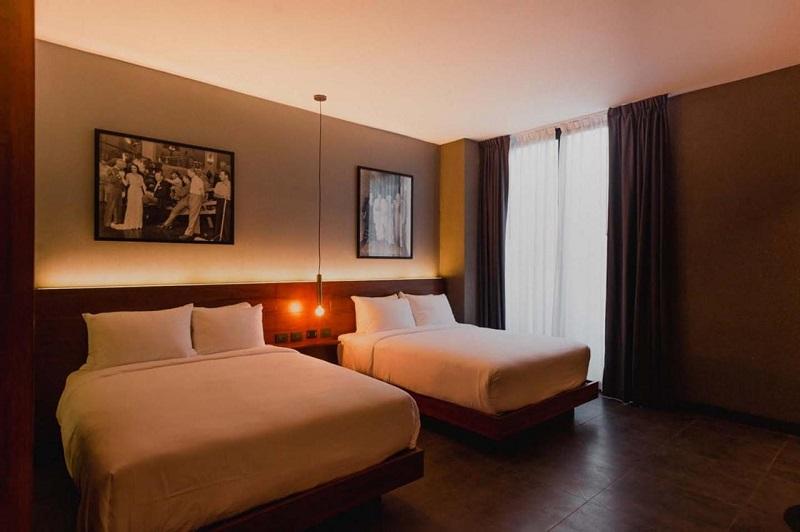 Marquee Playa Hotel em Playa del Carmen - Quarto