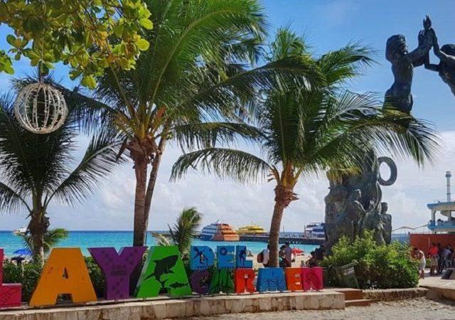 Roteiro de 1 dia em Playa del Carmen