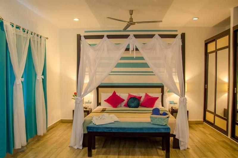 Quarto de posada Mariposa Boutique Hotel - 5th Avenue em Playa del Carmen