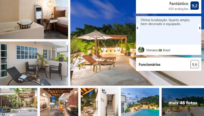 Quinta Margarita - Boho Chic Hotel em Playa del Carmen