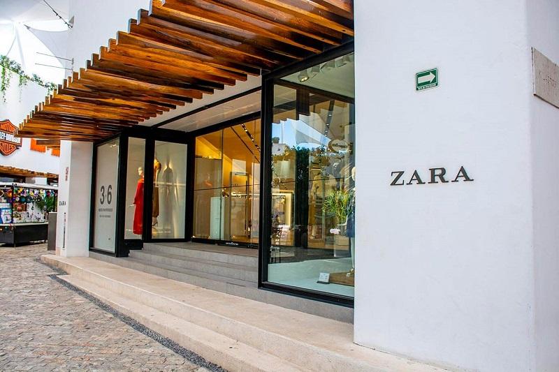 Zara em Paseo del Carmen